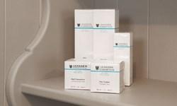 Janssen Cosmetics verkoopproducten